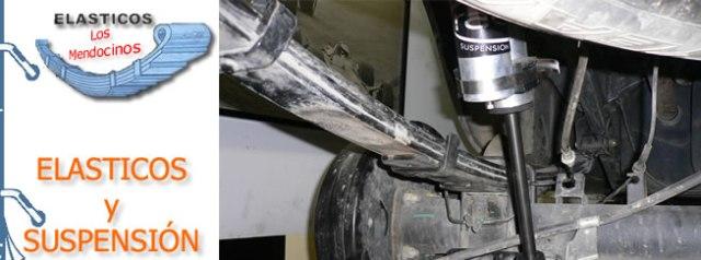 Reparación, Recambio y Colocación de Elásticos de Suspensión para todo tipo de vehículos: