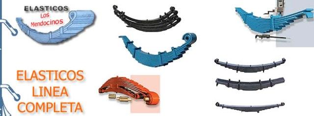Desde 1962 brindando el mejor servicio en reparación, recambio y colocación de Elásticos de Suspensión para todo tipo de vehículos